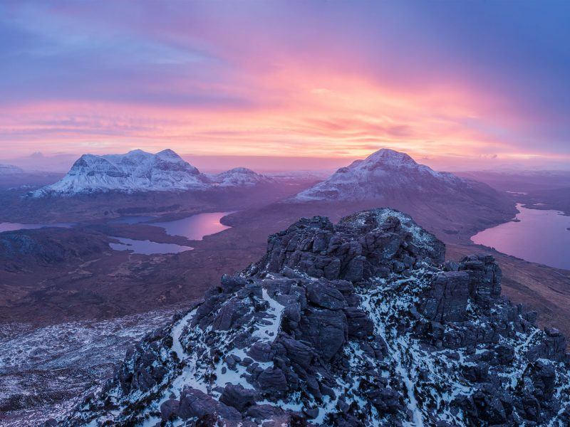 Assynt Winter