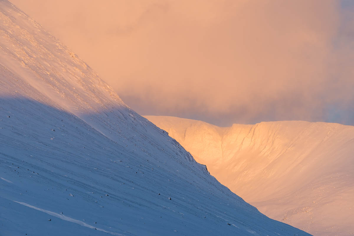Braeriach sunrise
