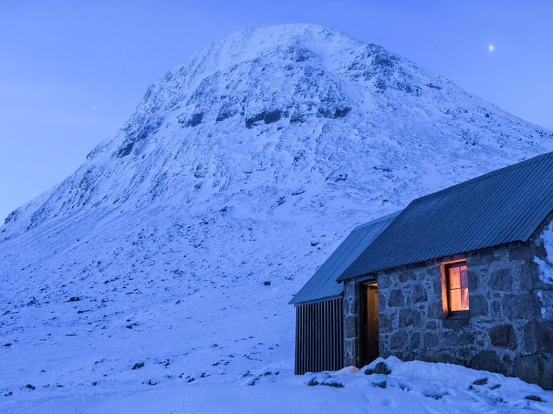 CORROUR BOTHY: A winter adventure