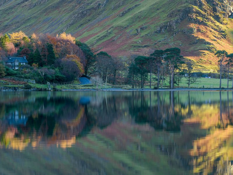Buttermere House
