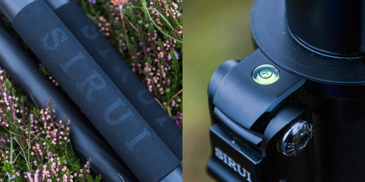 Gitzo and Sirui tripod review
