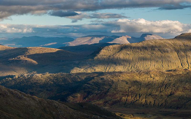 Lochaber Panorama