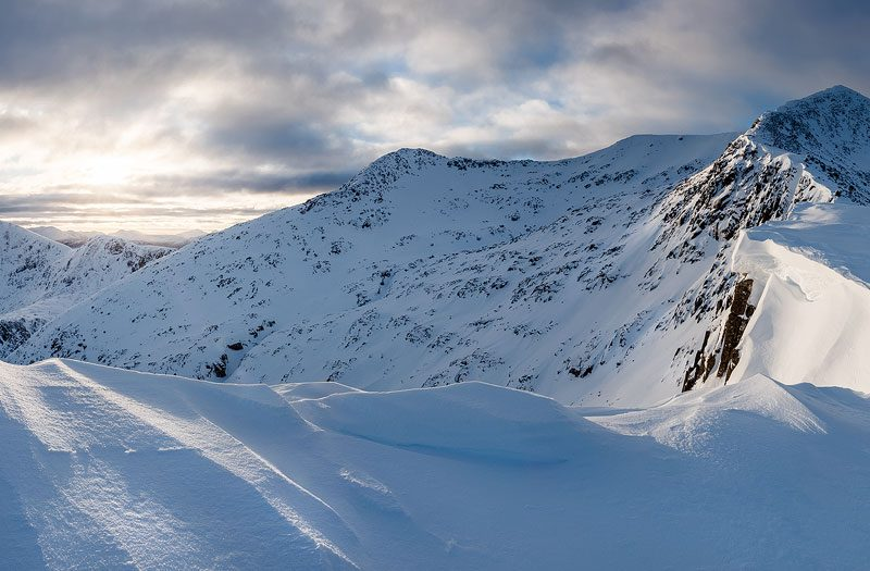 BEN STARAV – A Winter Munro