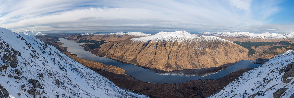 Loch Etive in all it's glory!