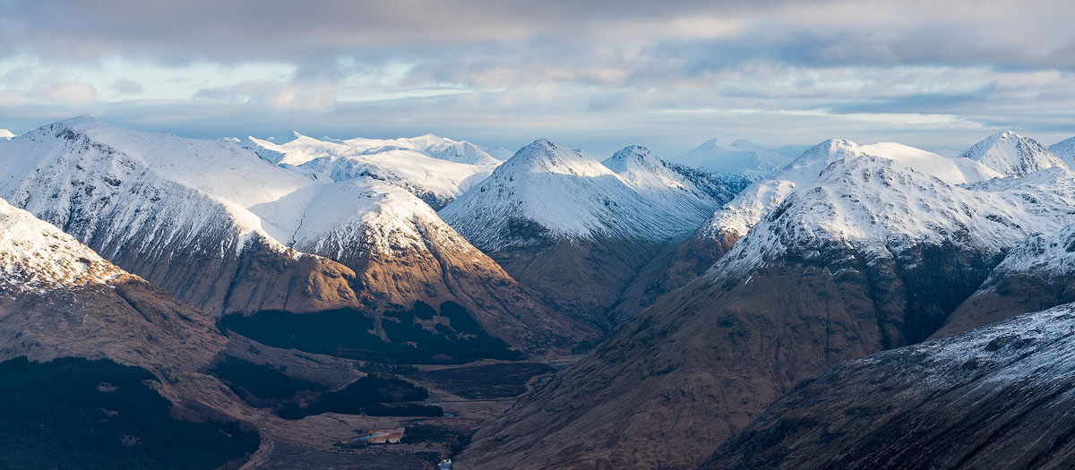 Glen Etive looking mighty fine