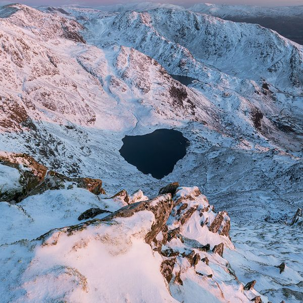 Coniston Old Man Sunrise
